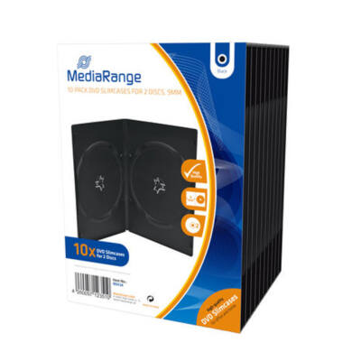 DVD tok Slim szimpla 7mm (Mediarange) - BOX13