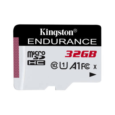 SDCE/32GB Kingston 32GB Endurance (A1) CL10 microSDHC (95R/45W)