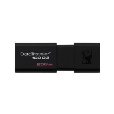 Kingston DataTraveler 100 G3 256GB Pendrive USB 3.0
