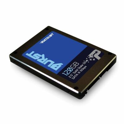 "Patriot Burst 120GB SSD Meghajtó [2.5""/SATA3]"