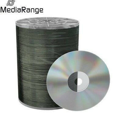 MediaRange DVD+R 16X Lemez Shrink (100) - MR423